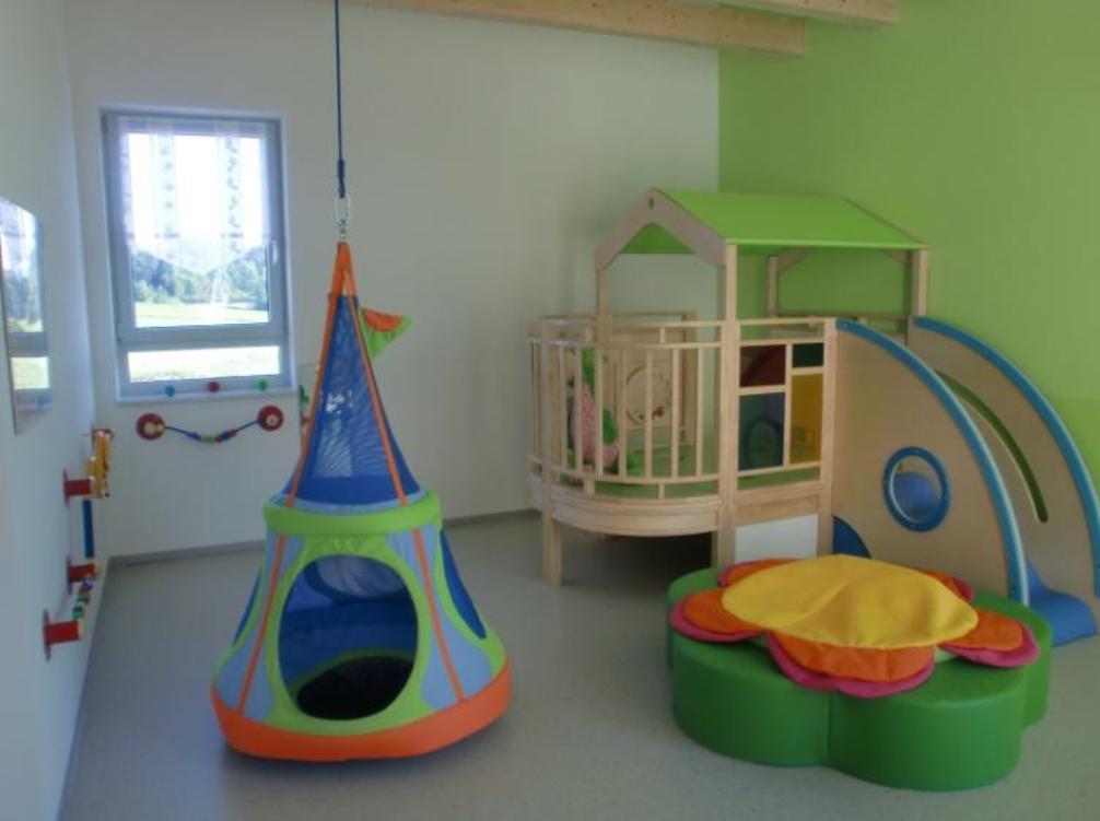 Kuschelhöhle kindergarten  Rundgang durch die Kinderkrippe